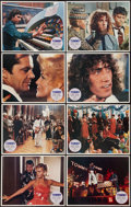 """Movie Posters:Rock and Roll, Tommy (Columbia, 1975). Lobby Card Set of 8 (11"""" X 14""""). Rock andRoll.. ... (Total: 8 Items)"""
