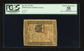 Colonial Notes:Pennsylvania, Pennsylvania July 20, 1775 30s PCGS Apparent Choice About New 58.....