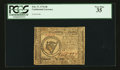 Colonial Notes:Continental Congress Issues, Continental Currency February 17, 1776 $8 PCGS Very Fine 35.. ...