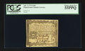 Colonial Notes:Pennsylvania, Pennsylvania April 3, 1772 2s 6d PCGS Choice About New 55PPQ.. ...