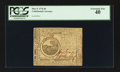 Colonial Notes:Continental Congress Issues, Continental Currency May 9, 1776 $6 PCGS Extremely Fine 40.. ...
