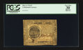 Colonial Notes:Continental Congress Issues, Continental Currency May 9, 1776 $7 PCGS Apparent Very Fine 30.....
