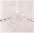 Prints:Contemporary, RICHARD ARTSCHWAGER (American, b. 1923). Intersect, 1992.Etching. 25-3/4 x 26-3/4 inches (65.4 x 67.9 cm). Ed. A.P. 6/2...