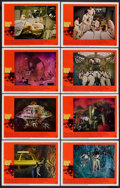 "Movie Posters:Science Fiction, Fantastic Voyage (20th Century Fox, 1966). Lobby Card Set of 8 (11""X 14"") and Uncut Pressbook (Multiple Pages, 9"" X 13.5). ... (Total:9 Items)"