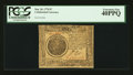 Colonial Notes:Continental Congress Issues, Continental Currency September 26, 1778 $7 PCGS Extremely Fine40PPQ.. ...