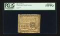 Colonial Notes:Pennsylvania, Pennsylvania April 3, 1772 2s PCGS About New 53PPQ.. ...