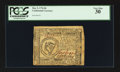 Colonial Notes:Continental Congress Issues, Continental Currency May 9, 1776 $8 PCGS Very Fine 30.. ...