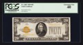 Small Size:Gold Certificates, Fr. 2402 $20 1928 Gold Certificate. PCGS Extremely Fine 40.. ...