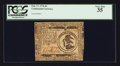 Colonial Notes:Continental Congress Issues, Continental Currency February 17, 1776 $3 PCGS Very Fine 35.. ...