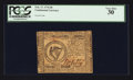 Colonial Notes:Continental Congress Issues, Continental Currency February 17, 1776 $8 PCGS Very Fine 30.. ...
