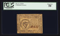 Colonial Notes:Continental Congress Issues, Continental Currency February 17, 1776 $8 PCGS About New 50.. ...