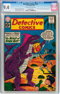 Silver Age (1956-1969):Superhero, Detective Comics #297 (DC, 1961) CGC NM 9.4 Off-white to white pages....