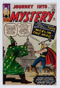 Silver Age (1956-1969):Superhero, Journey Into Mystery #96 (Marvel, 1963) Condition: VG/FN....