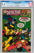 Silver Age (1956-1969):Superhero, Detective Comics #371 (DC, 1968) CGC NM- 9.2 Off-white to white pages....