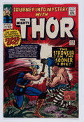 Silver Age (1956-1969):Superhero, Journey Into Mystery #114 (Marvel, 1965) Condition: FN/VF....