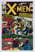 Silver Age (1956-1969):Superhero, X-Men #9 (Marvel, 1965) Condition: VF-....