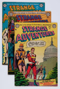 Golden Age (1938-1955):Science Fiction, Strange Adventures Group (DC, 1953-54).... (Total: 6 Comic Books)