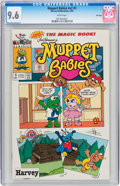 Modern Age (1980-Present):Humor, Muppet Babies V2#5 File Copy (Harvey, 1994) CGC NM+ 9.6 Whitepages....