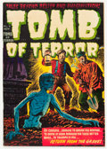 Golden Age (1938-1955):Horror, Tomb of Terror #6 (Harvey, 1952) Condition: FN....