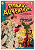 Golden Age (1938-1955):Science Fiction, Strange Adventures #20 (DC, 1952) Condition: FN+....