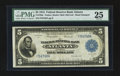 Large Size:Federal Reserve Bank Notes, Fr. 788a $5 1915 Federal Reserve Bank Note PMG Very Fine 25. . ...