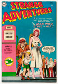 Golden Age (1938-1955):Science Fiction, Strange Adventures #51 (DC, 1954) Condition: VF....