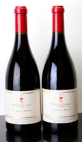 Domestic Pinot Noir, Peter Michael Pinot Noir. Le Moulin Rouge. 1997 Bottle (1).1998 Bottle (1). ... (Total: 2 Btls. )