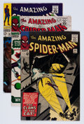 Silver Age (1956-1969):Superhero, The Amazing Spider-Man Group (Marvel, 1965-71) Condition: Average FN/VF.... (Total: 14 Comic Books)