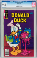 Bronze Age (1970-1979):Cartoon Character, Donald Duck #203 (Gold Key, 1979) CGC NM/MT 9.8 White pages....