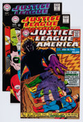 Silver Age (1956-1969):Superhero, Justice League of America #59 and 61-65 Group (DC, 1967-68) Condition: Average VF+.... (Total: 6 Comic Books)