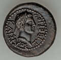 Ancients:Roman Provincial , Ancients: KINGDOM OF THE BOSPORUS. Aspurgus (AD 14/5-37/8). AE 12units (24mm, 10.12 gm, 11h). ...