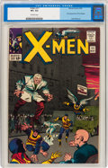 Silver Age (1956-1969):Superhero, X-Men #11 (Marvel, 1965) CGC VF+ 8.5 Off-white pages....