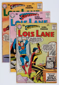 Silver Age (1956-1969):Superhero, Superman's Girlfriend Lois Lane Group (DC, 1958-61).... (Total: 15 Comic Books)