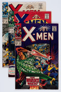 Silver Age (1956-1969):Superhero, X-Men Group (Marvel, 1967-70) Condition: Average FN/VF.... (Total: 12 Comic Books)
