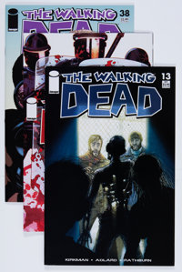Walking Dead Group (Aircel/Image, 1990-2009) Condition: Average NM-.... (Total: 16 Comic Books)