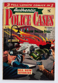 Golden Age (1938-1955):Crime, Authentic Police Cases #26 (St. John, 1953) Condition: VG....