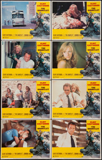 """The Gauntlet (Warner Brothers, 1977). Lobby Card Set of 8 (11"""" X 14""""). Action. ... (Total: 8 Items)"""
