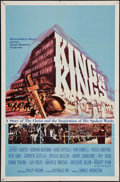 """Movie Posters:Historical Drama, King of Kings (MGM, 1961). One Sheet (27"""" X 41"""") Style B.Historical Drama.. ..."""