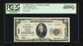 National Bank Notes:Colorado, Hugo, CO - $20 1929 Ty. 2 The First NB Ch. # 8489. ...