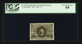 Fractional Currency:Second Issue, Fr. 1234 5¢ Second Issue PCGS Very Choice New 64.. ...