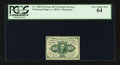 Fractional Currency:First Issue, Fr. 1240 10¢ First Issue PCGS Very Choice New 64.. ...