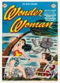 Golden Age (1938-1955):Superhero, Wonder Woman #40 (DC, 1950) Condition: VG+....