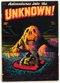 Golden Age (1938-1955):Horror, Adventures Into The Unknown #2 (ACG, 1948) Condition: GD+....