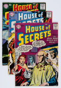Golden Age (1938-1955):Horror, House of Mystery #5, 8, and 10 Group (DC, 1952-53).... (Total: 3Comic Books)