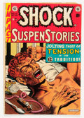 Golden Age (1938-1955):Horror, Shock SuspenStories #12 (EC, 1953) Condition: GD-....