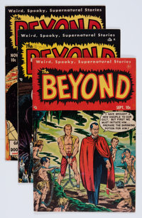 The Beyond Group (Ace, 1951-52).... (Total: 4 Comic Books)