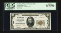 National Bank Notes:Kentucky, Lexington, KY - $20 1929 Ty. 2 First NB & TC Ch. # 906. ...