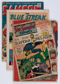 Golden Age (1938-1955):Miscellaneous, Comic Books - Assorted Golden and Silver Age Comics Group (Various Publishers, 1940s-'60s) Condition: Average PR.... (Total: 22 Comic Books)
