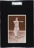 Baseball Cards:Singles (1930-1939), 1939 R303-A Goudey Premiums Ted Williams SGC 84 NM 7 - Highest SGCKnown! ...