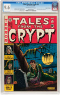 Golden Age (1938-1955):Horror, Tales From the Crypt #22 Gaines File pedigree 2/10 (EC, 1951) CGCNM+ 9.6 Off-white to white pages....
